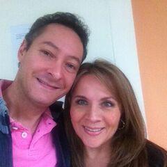 Maggie Vera y Antonio Ortiz (Flim). (15/05)