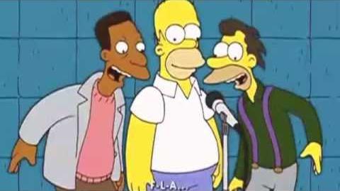 Oda Odio a Ned Flanders