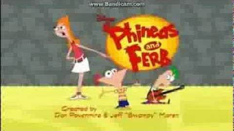 Phineas y Ferb Intro Cuarta Temporada.