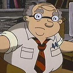 Sr. Bailey en <a href=