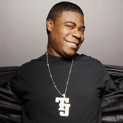 Tracy Morgan en <a href=