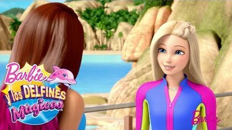 Barbie y los delfines mágicos - Tráiler Barbie