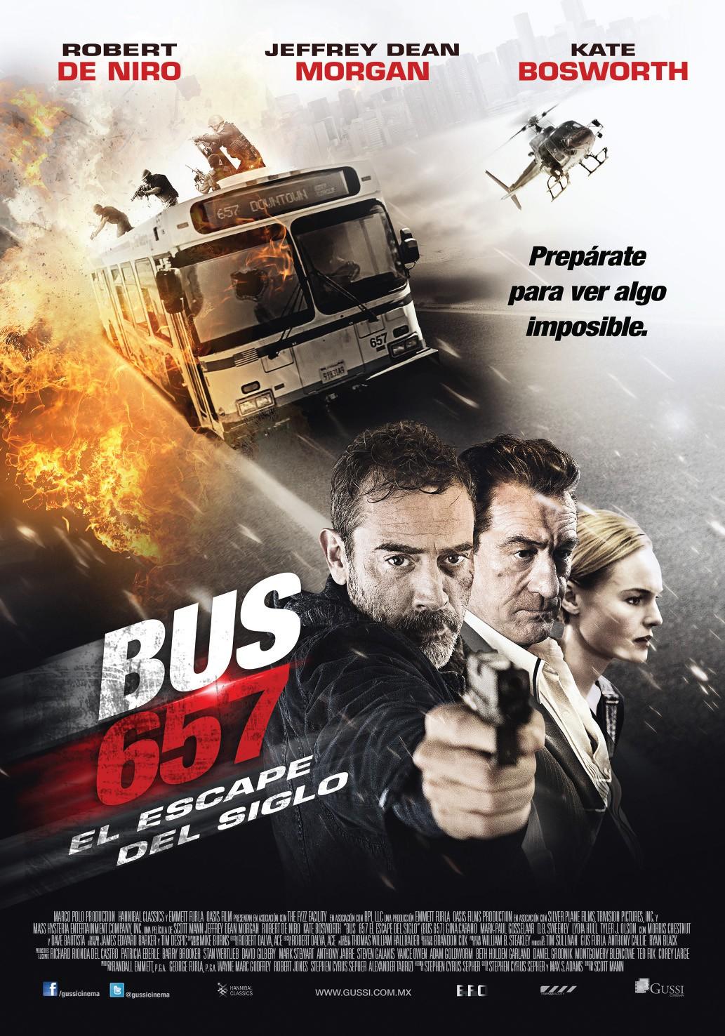 Bus 657 Besetzung