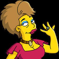 Ginger Flanders también en <a href=