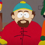 Hombre disfrazado de Cartman SP