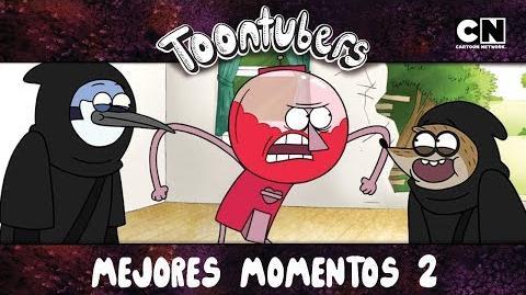 Invasión Bensónica Parte 2 ToonTubers Cartoon Network