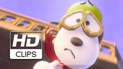 Snoopy & Charlie Brown Peanuts La Película Clip Detrás de cámaras HD Próximamente