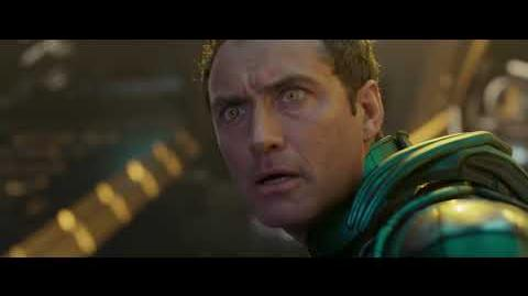 Capitana Marvel - Spot del Gran Juego (Doblado)