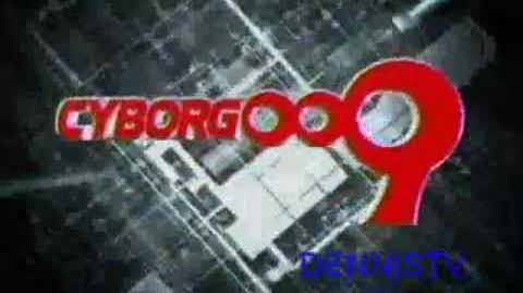 Cyborg 009 opening audio latino