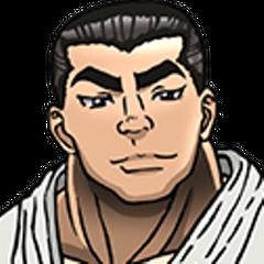 Katsumi Orochi en <a href=