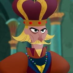 Rey Trevor (2ª voz) en <a href=