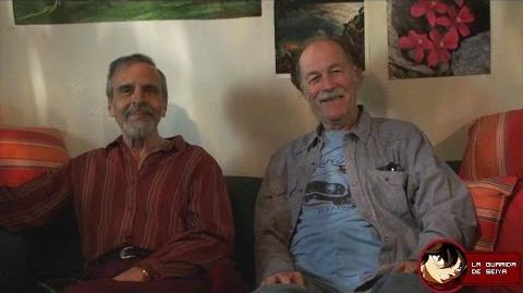La Guarida de Seiya - Plática con Roberto Alexander y Edgar Wald