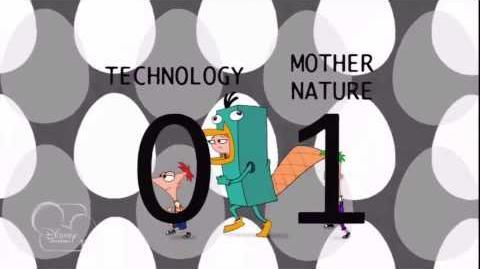 La Naturaleza Ganó - Phineas y Ferb HD
