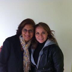 Maggie Vera y Rebeca Patiño (Celestia). (23/05)