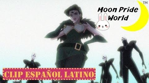 Sailor Moon Crystal - Acto 17 Secreto Sailor Jupiter Español Latino