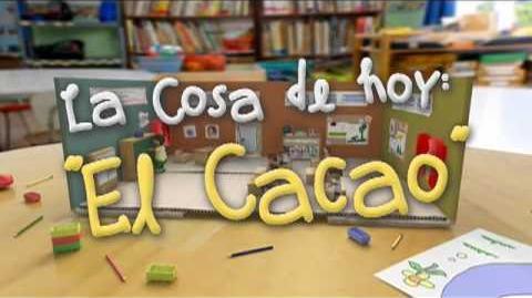 """Samuel y las cosas """"CACAO"""""""