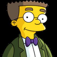 Waylon Smithers también en <a href=