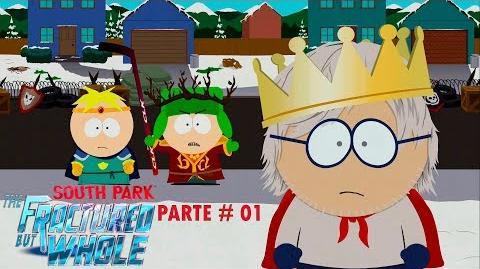 South Park - Retaguardia en Peligro - AUDIO LATINO - Parte 01
