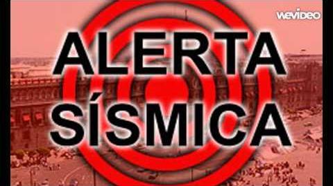 Alerta Sísmica México - Locución de Manuel de la Llata
