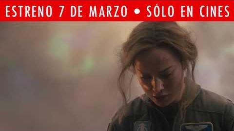 Capitana Marvel - TV Spot 4 Doblado al Español Latino