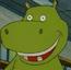 Humphrey the Hippo TC