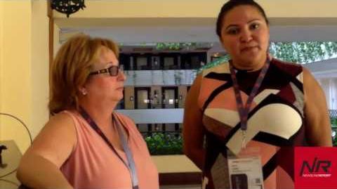 Liliam Hernandez y Gemma Lopez, Fundadoras de Universal Cinergia Dubbing