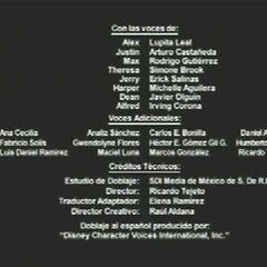 Créditos de doblaje (temporada 2)