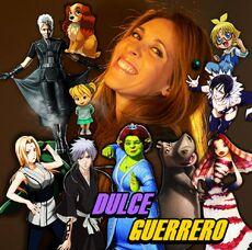 Personajes-de-Dulce Guerrero-actriz-de-doblaje