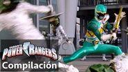 Power Rangers en Español Power Rangers Dino peleas de carga!