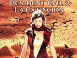 Resident Evil 3: La extinción