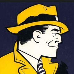 Dick Tracy en <a href=