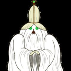 El gran mago maestro (3ª voz, un epi.) en <a href=