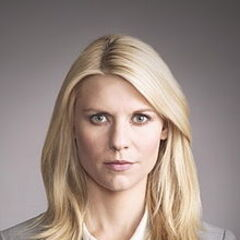 Carrie Mathison en <a href=