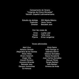 1x03 Insignias De Choco Monedas
