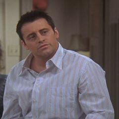 Joey Tribbiani (2ª voz) de <a href=