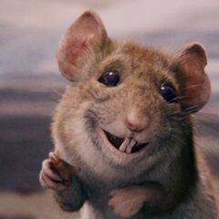 Manuel, la rata en <a href=