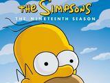 Anexo:19ª temporada de Los Simpson