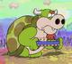 Chowder Tortuga Gigante (La Gran Bola)