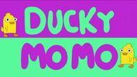 Ducky Momo - Title Card