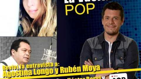 En La Vuelta POP Especial Doblaje 01 AGOSTINA LONGO RUBEN MOYA 23-08-2016
