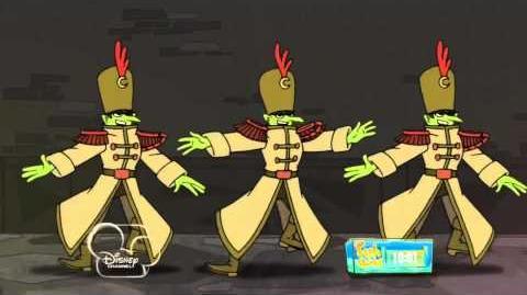 La Canción De Los Guardianes - Phineas y Ferb HD