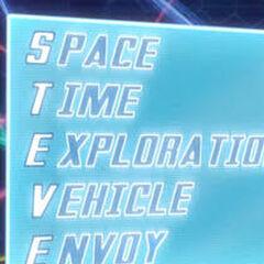 S.T.E.V.E. en la versión de Relativity también en <a href=