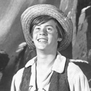 Huckleberry Finn (Michael Shea) en <a href=