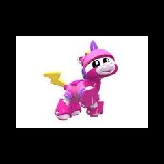 Unicornio en <a href=