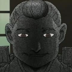 Fantasma de Kinjiro Ninomiya en <a href=