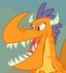 MLP T7(ep.25) Dragón