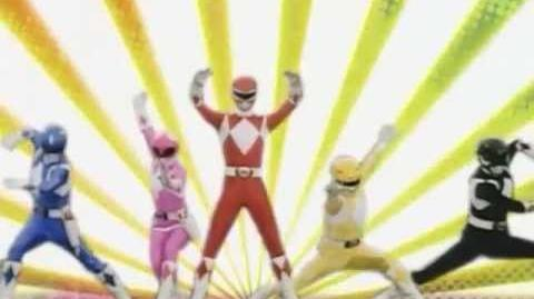 Mighty Morphin Power Rangers (Versión Remasterizada)