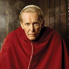 El Papa Pablo III en la versión de Sony del doblaje de <a href=