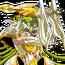 SSO Gallia de la Espada Sagrada armadura