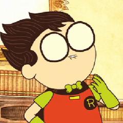 Robin sofisticado (epi. 113) en <a href=